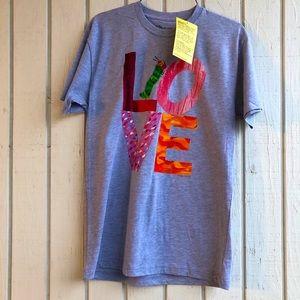 Eric Carle Caterpillar Love Graphic Tee